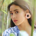 Boucles d'oreilles Anémone par Ciléa Bijoux