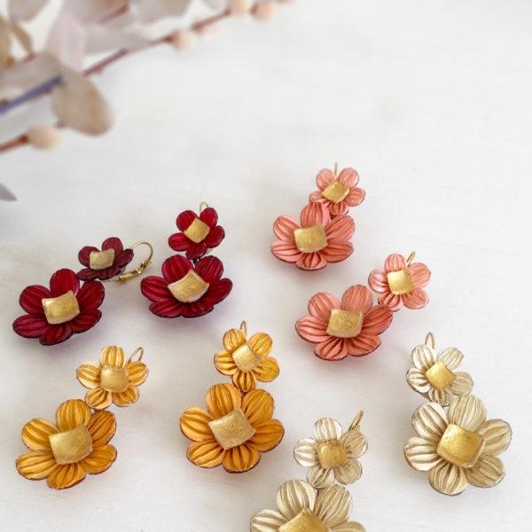 Nouveautés ! La collection de bijoux fantaisie made in France est en ligne ! Ciléa Paris